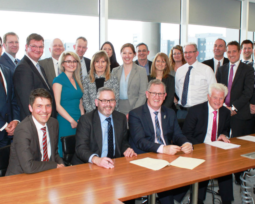 Five councils have signed a £700m contract. Picture: Viridor