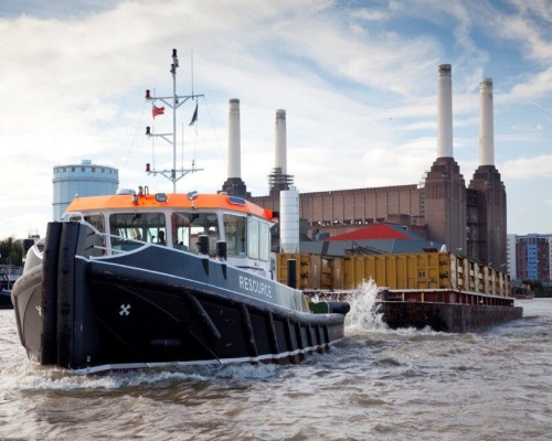 Latest order takes the Cory fleet to 50 barges. Picture: McTays