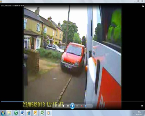CCTV footage in Wirral spots potential problems. Picture: Biffa