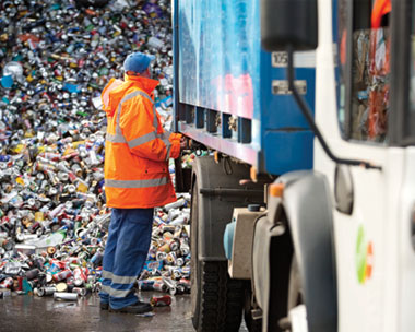 The UK must increase its waste infrastructure to help deal with future recycling needs (credit: Sita UK)