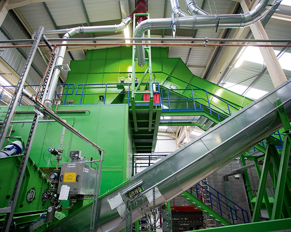 Plant will recycle at least 700,000 fridges a year. Photograph: AO.com