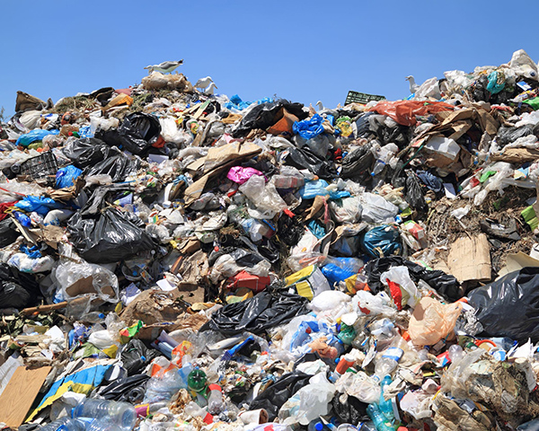 Residual waste capacity forecasts vary. Photograph: Evangelos Kanaridis/123RF