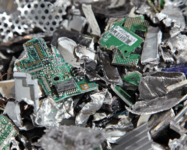 Many firms are not disposing of IT equipment correctly, risking data security issues (credit: Stone Group)