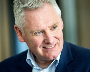 Sita chief executive, David Palmer-Jones