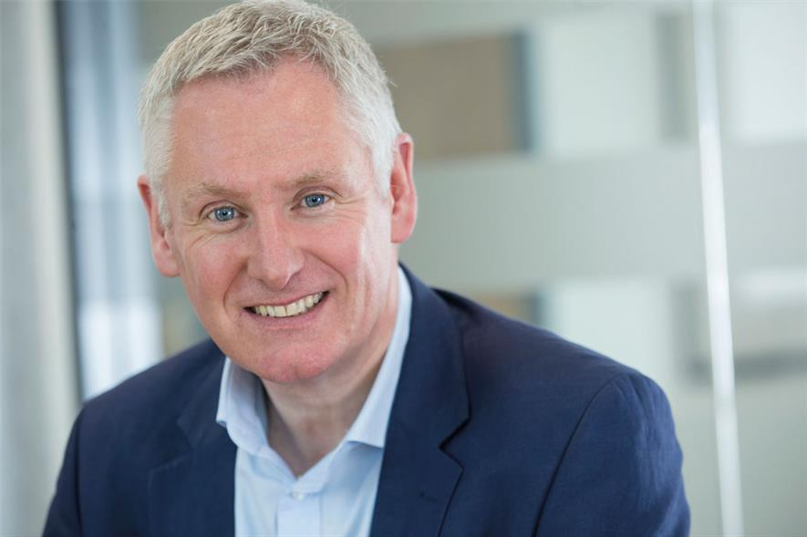 David Palmer-Jones is chief executive of Suez recycling and recovery UK.