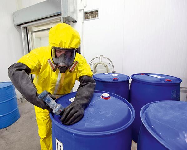 Non-hazardous waste could now be hazardous. Photograph: Marcin Balcerzak/123RF