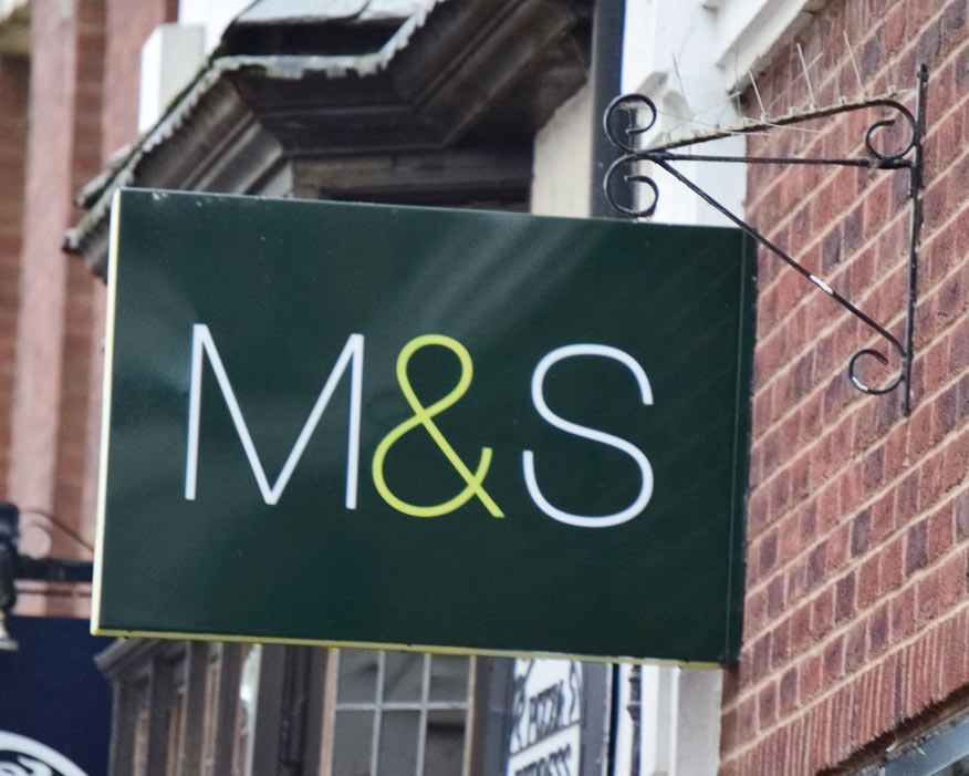 Marks & Spencer e-vouchers are a popular reward (credit: Daryl Knight/123RF)