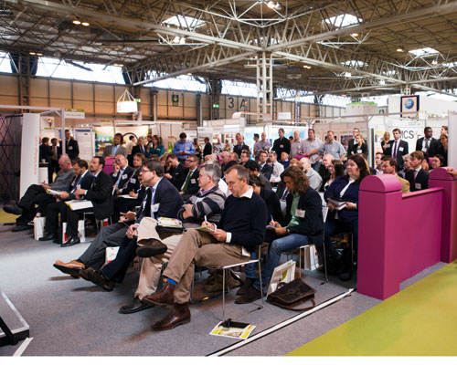 The ADBA event drew people from sectors spanning agriculture, hospitality, local authorites and more. Credit: ADBA