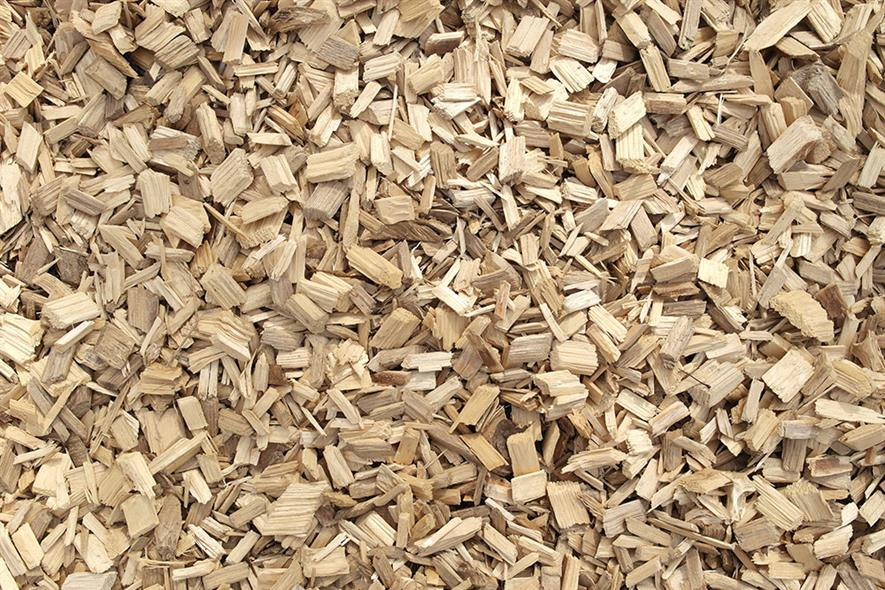 The site will produce woodchip from waste wood sourced from domestic recycling centres and other commercial sources