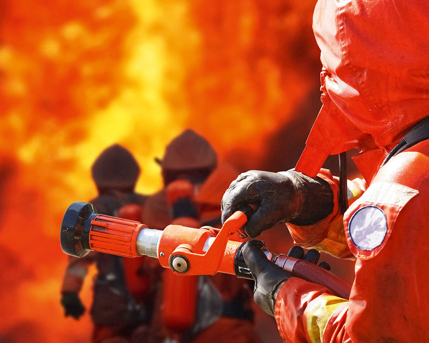 Site resilience is key to minimising fire risk. Photograph: Buchachon Petthanya/123RF