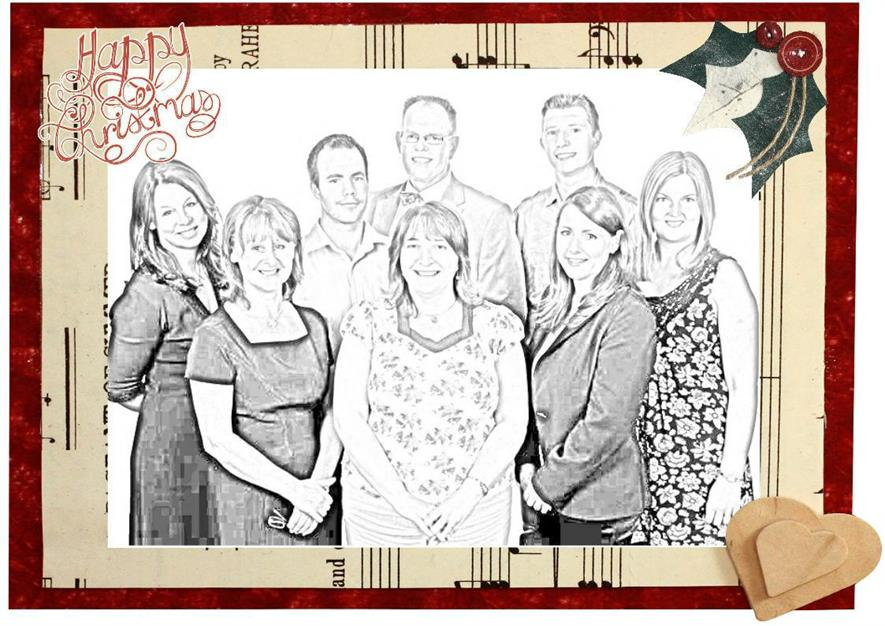 DCS Gloucester Office - Wishing you a Merry Christmas and a Happy New Year