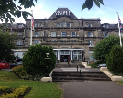 Palace Hotel, Buxton, hosted the BAA conference. Picture: MWP