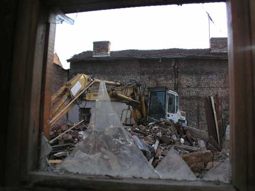 GPDO amended in relation to demolition in conservation areas