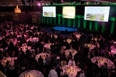 BALI National Landscape Awards in association with Horticulture Week