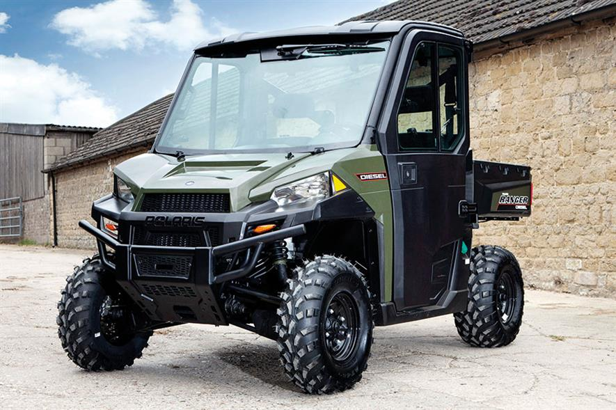 2016 Ranger Diesel UTV - image: Polaris