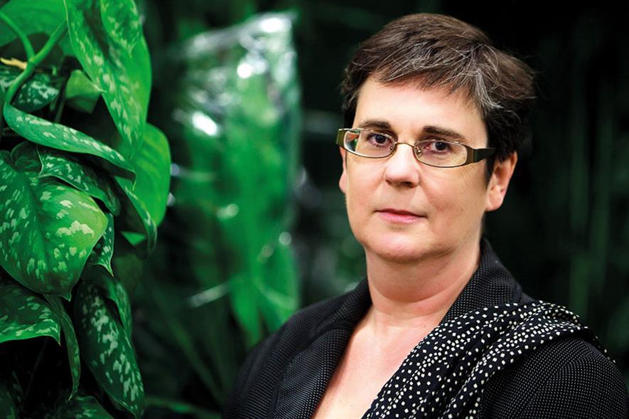 Helen Evans, Director, Covent Garden Market Authority - image: Covent Garden Market Authority