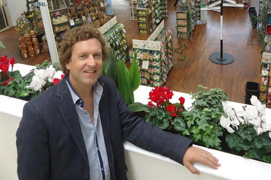 Roper: Blue Diamond leasing garden centres in Cornwall and Devon