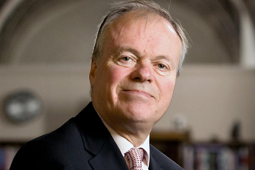 Betts: reselected as chairman - image: DCLG