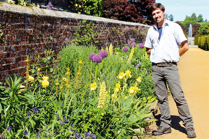 Furness: 800 plants bedded out by gardens team to restore border