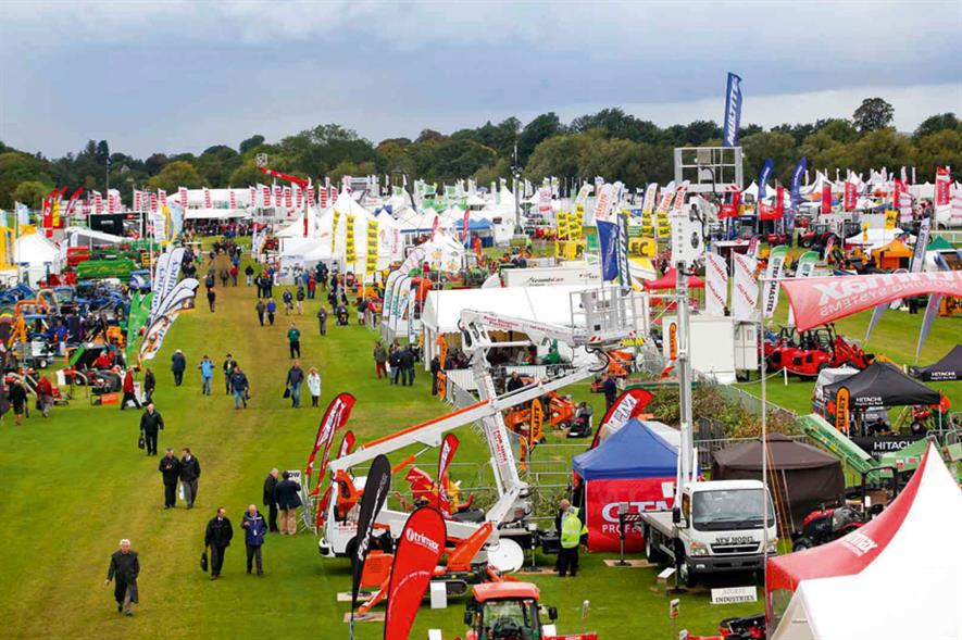 IoG Saltex: weather risk leads to elimination of any outdoor element