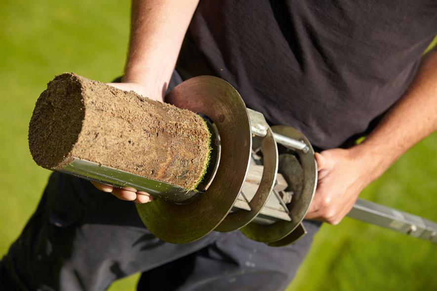 Thatch: probe into surface levels