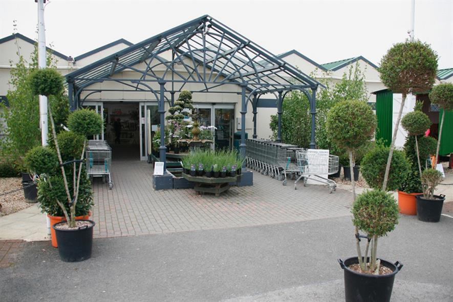 Garden centres: seeking change in Sunday trading rule