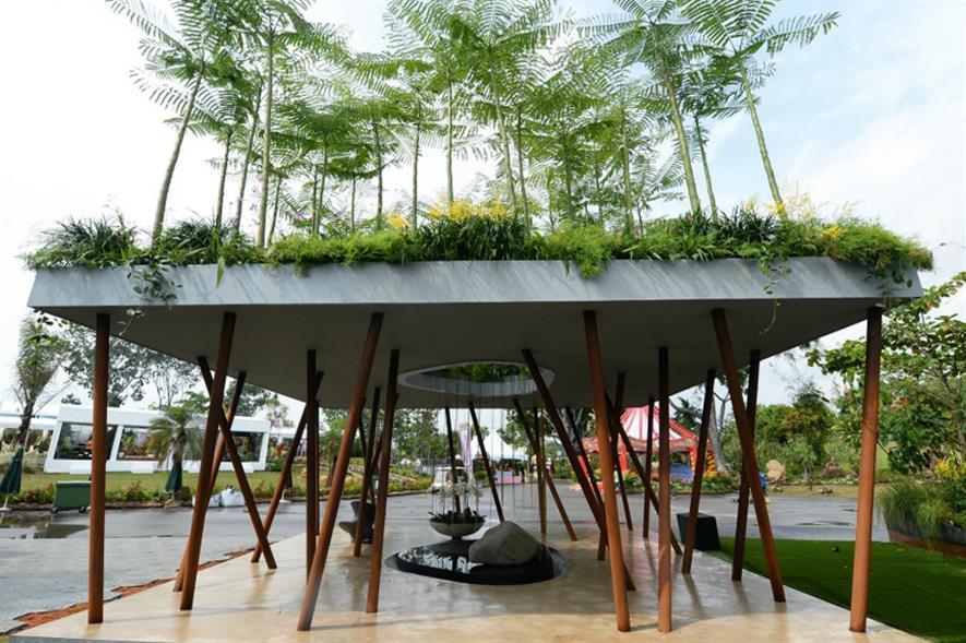 Sacred Grove: Singapore winner