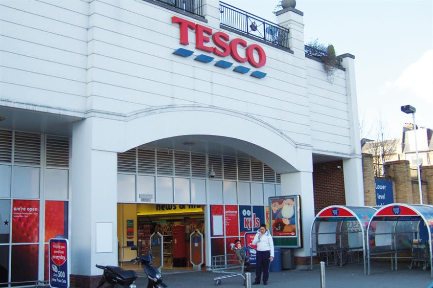 Tesco: supplier review complete