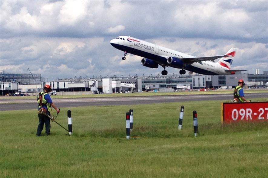 Heathrow: airside maintenance