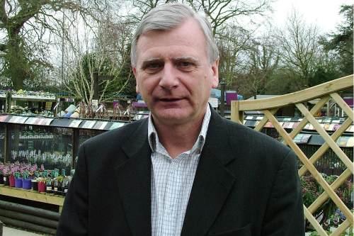 GCA chairman Dennis Espley - image: GCA
