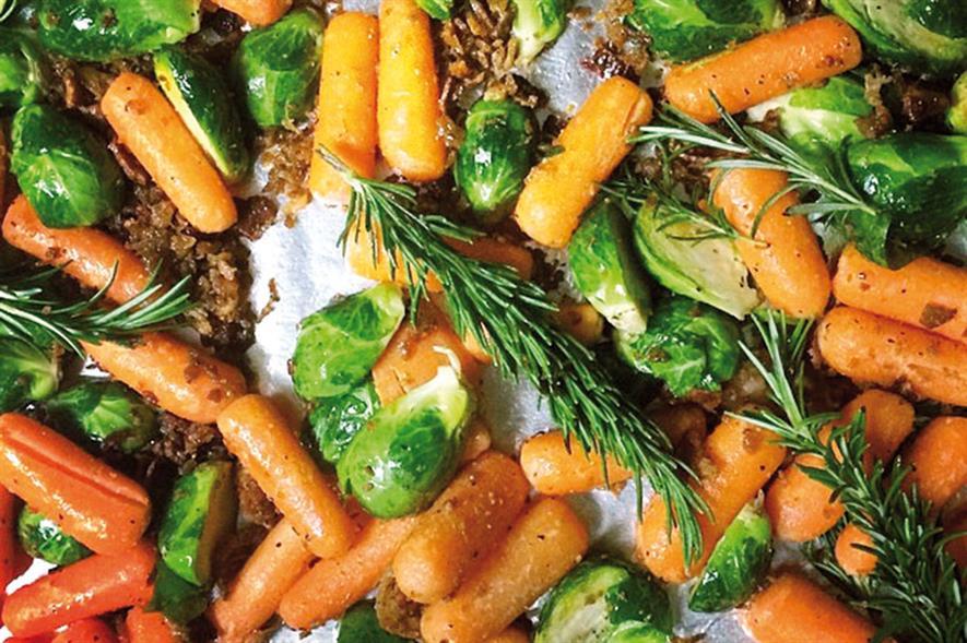 Christmas vegetables: big potential for seasonal sales - image: Bethany Khan