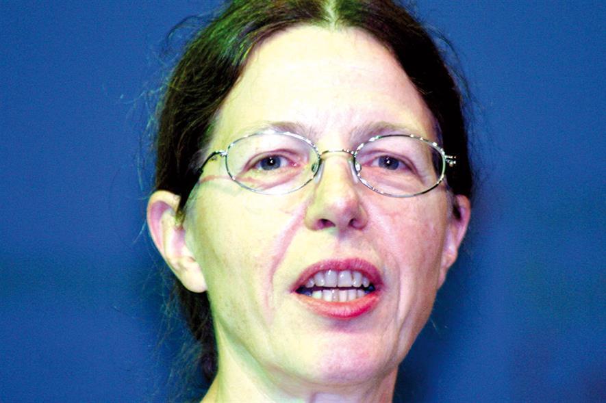 Dr Kirsten Brandt - image: HW