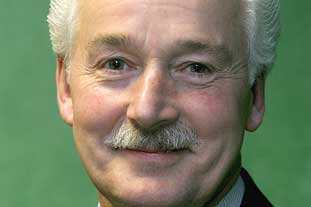 John Gillan, chairman, BALI - photo: BALI