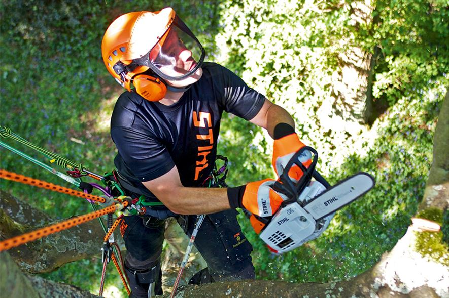 Tools: apprenticeships will aim to deliver essential skills - image: Stihl