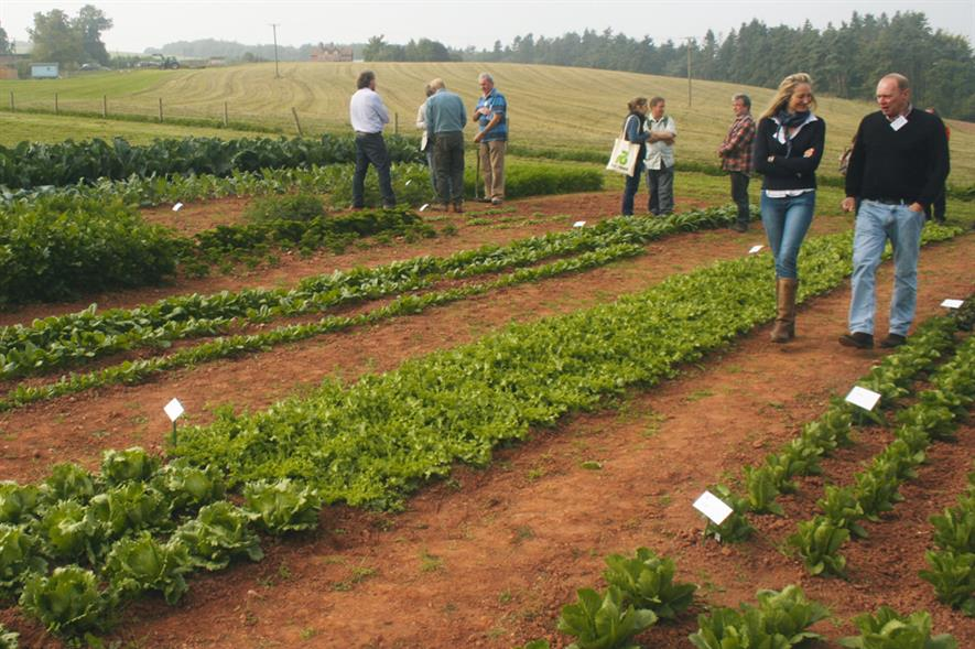 Field trials: benefits for growers