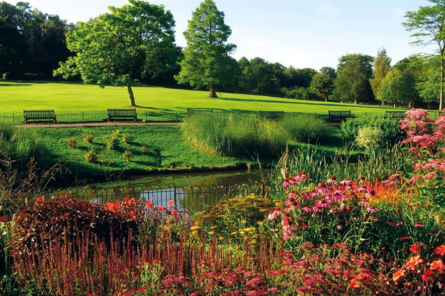 Hampstead Heath: among sites tended by City of London Corporation gardeners - image: Wallpaperfx.com