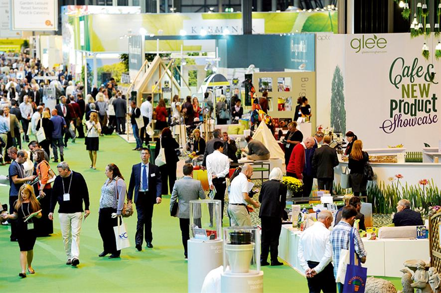 Glee: retailers and exhibitors reported a successful show after a good sales season  - image: GLEE