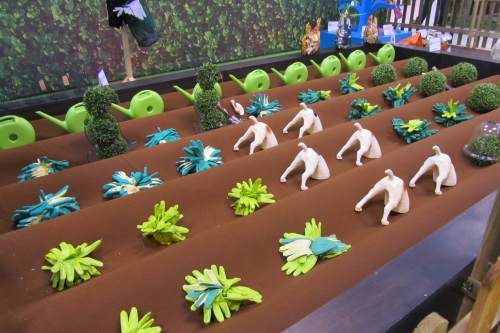 Glee's Artistic Garden - image: Glee