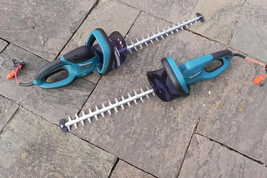 Makita UH5570 & Makita UH6580 electric - image: HW