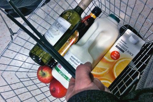 food shopping - image: Magnus D