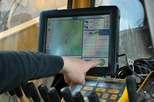 Mastenbroek's GPS system will boost trenching accuracy - image: Mastenbroek