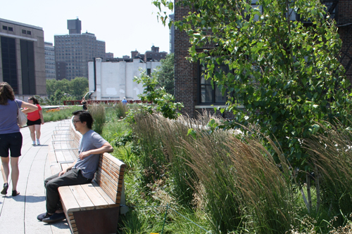 High Line - IMAGE: Landscape Institute