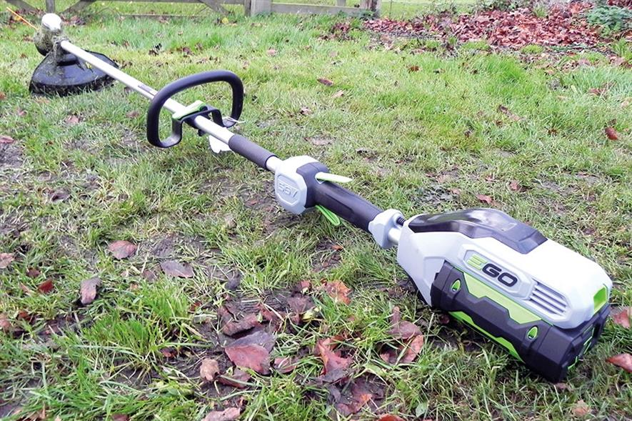 Review - Trimmers and brushcutters   Horticulture Week