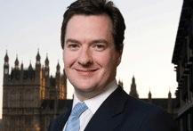 Chancellor George Osborne: Image HM Treasury