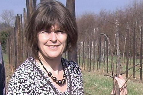 Dr Theresa Huxley - image: J R Breach