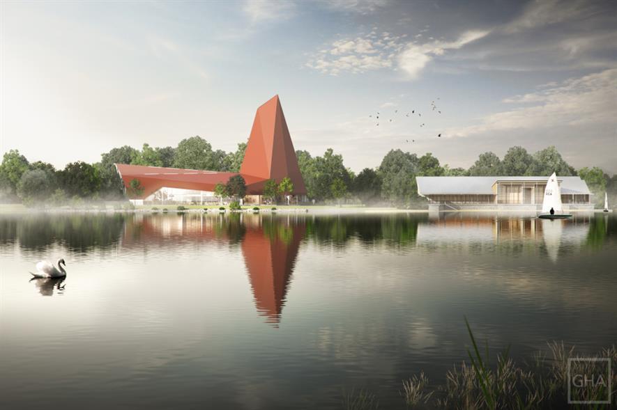 Nene Park Activity Centre - image: Nene Park Trust/GHA
