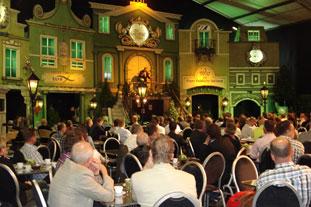 The 'green city' at GroetGroenPlus 2010 - image: HW