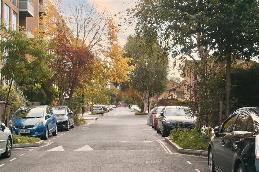 The National Street Tree Sponsorship scheme aims to help councils fund a step change in street tree planting - credit: Trees for Cities