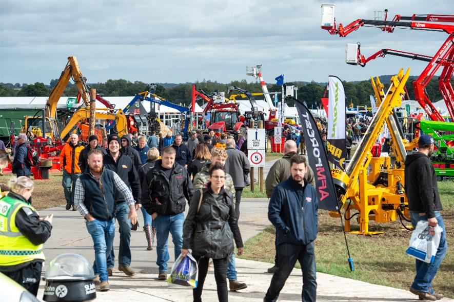 APF International Forest Machinery Exhibition 2018 - credit: APF