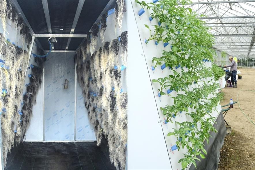 Can a nozzle provide the breakthrough indoor farming has